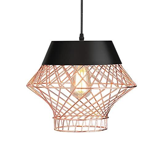 William 337 Schmiedeeiserne Kronleuchter, nordische moderne minimalistische und personalisierte Restaurant-Kronleuchter, hochwertige schmiedeeiserne Lampenschirme mit hoher Qualität