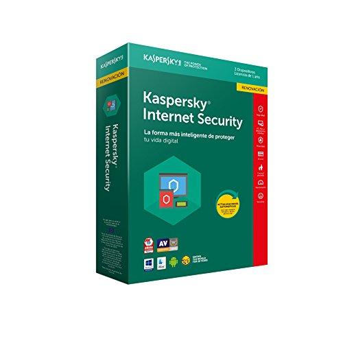 Kaspersky 2018 Internet Security Multidevice Renovación - Seguridad Informática Y Privacidad, 3 Licencias