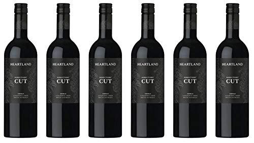 6x Heartland Directors` Cut Shiraz 2018 - Weingut Heartland Wines, Fleurieu - Rotwein