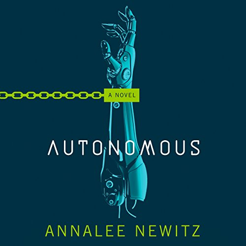 Autonomous audiobook cover art