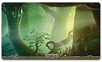 Dragons of Tarkir Forest - ボードゲーム 大型ゲー まうすぱっど マウスパッド 防水 滑り止め 耐久性 マウスパッドおしゃれ マウス用パッド ズ オフィス/自宅兼用 30cm*80cm
