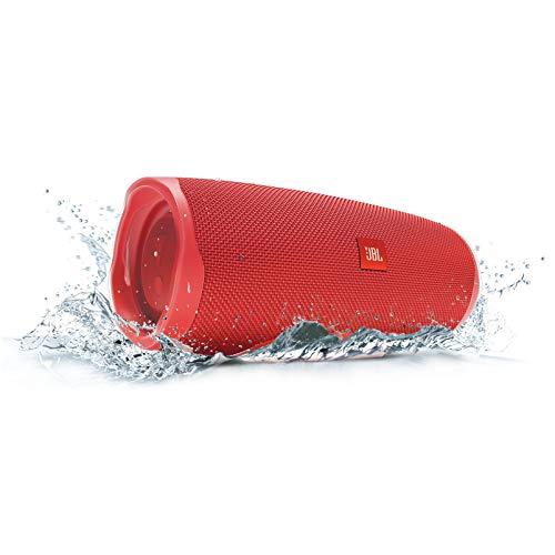 JBLCHARGE4BluetoothスピーカーIPX7防水/USBType-C充電/パッシブラジエーター搭載レッドJBLCHARGE4RED【国内正規品/メーカー1年保証付き】