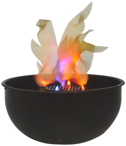 Cauldron Flame Light Battery Operated Fake Fire