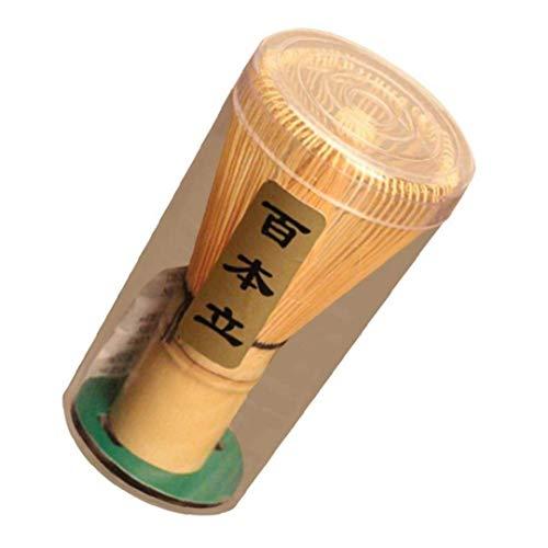 Frullino Per Il Tè Cerimonia Giapponese Di Bambù Chasen Tè ??Verde Frullino Strumento Portatile Per La Preparazione Di Matcha Polvere 115 X 60mm