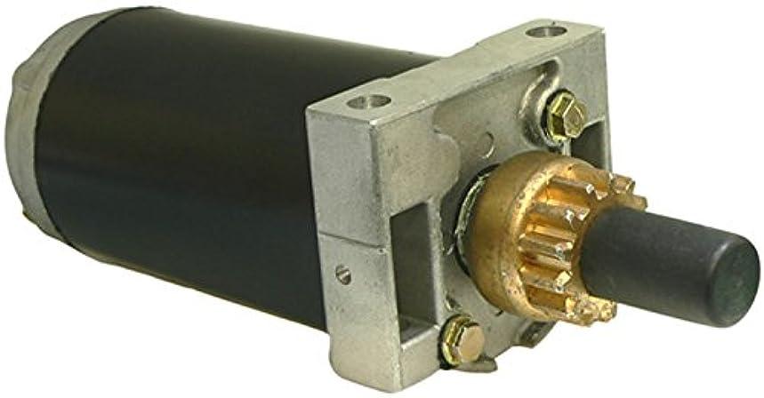 DB Electrical SAB0032 New Starter For Mercury Force Marine 40 50 Hp 1992-1999, 50-820193, 50-820193-1 50-820193-T1 5394 Mot4006 18-5622, 50El 50Elpt, 40El 40Elpt 5676940-M030SM SM56769 50-820193