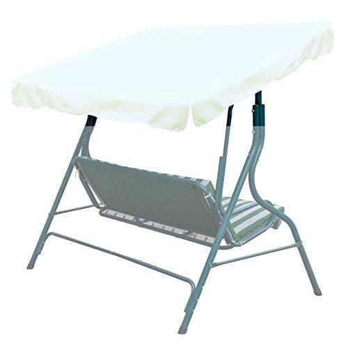 NUEVO exterior 73'X52Swing Canopy–Porche de repuesto cubierta superior asiento Muebles