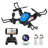 HELIFAR Drone avec Caméra HD 1080P Z45 Mini Drone Télécommandé Radiocommandés...