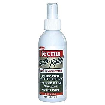 Tecnu FG10258 Tecnu Rash Relief Spray 6 Oz Soap by Tecnu