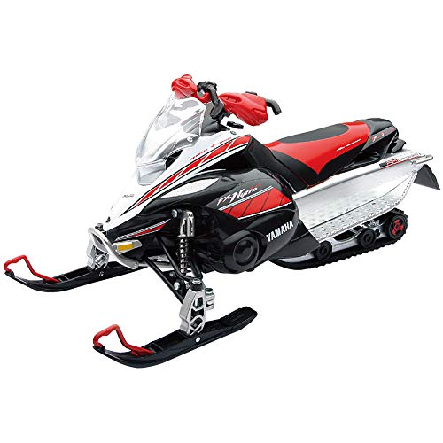 New Ray Toys 1:12 Scale Snowmobile Die-Cast Replica Yamaha FX 42893A