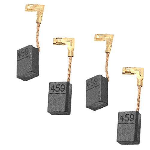 SING F LTD - Escobillas de carbón compatibles con Makita GA4530R GA4534 JS1000 GA5030 TM3000C PJ7000
