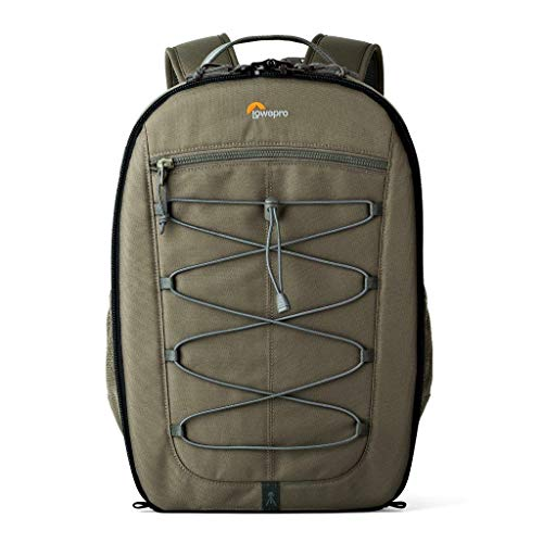 Lowepro LP36976-PWW, 300 AW Photo Classic Backpack for Camera, Customizable, Fits Camera Gear and Personal Tablet, Tripod Attachment, Side Pockets, Mica