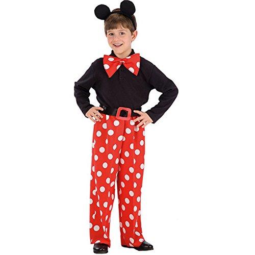 Costume Souris Enfant 6a9 ans - Deguisement Carnaval Fete Mouse - 680