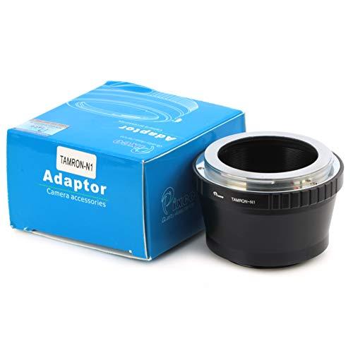 Pixco - Adaptador de lente para cámaras Nikon 1 J5 J4 S2 V3 AW1 J3 J2 J1 V2 S1 V1