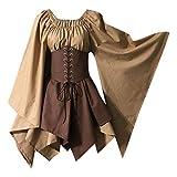 Traditional Irish Dress for Women Short...