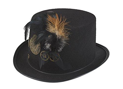 Boland 54515 Steamgear - Sombrero unisex para adultos, talla única