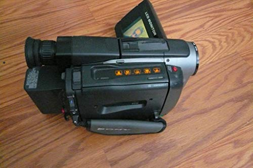 Best Review Of sony CCD-TRV61e Hi8 Analog pal System Stereo Camcorder