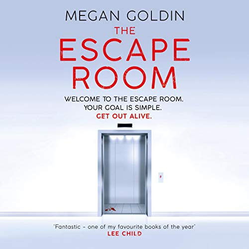 The Escape Room  By  cover art