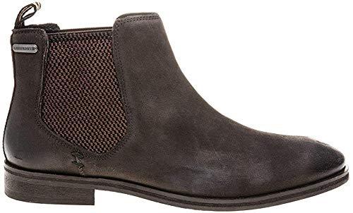Superdry Herren Meteora Chelsea Boot Klassische Stiefel, Braun (Brown 02o), 46 EU