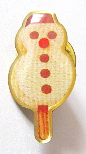 Langnese - Eiscreme - Schneemann - Pin 26 x 13 mm