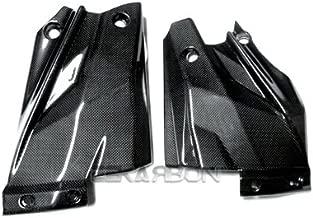 2010 - 2014 Ducati Streetfighter / 848 Carbon Fiber Lower Side Fairings