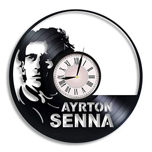 relojes con discos de vinilo de la marca
