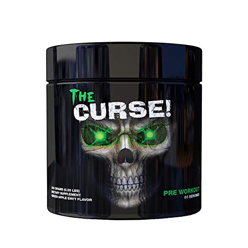 The Curse 250g Green Apple
