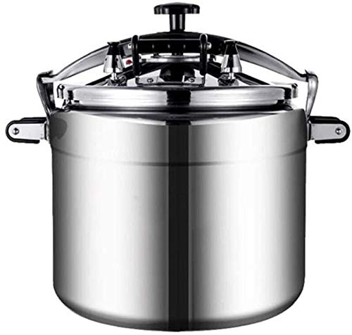 Aluminum Alloy Pressure Cooker, Commercial Large-capacity Pressure Cooker, Explosion-proof Pressure Cooker, Household Gas Stove Restaurant, Hotel-specific Pressure Cooker, Explosion-proof Non-stick Co