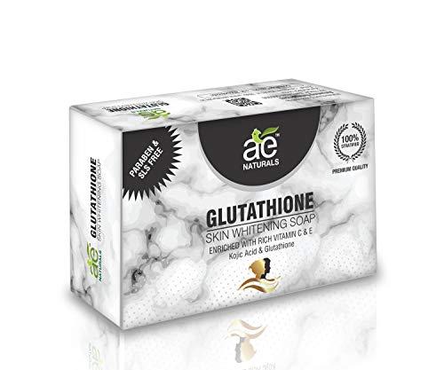 AE NATURALS Glutta thione Skin Whitening Soap 135g