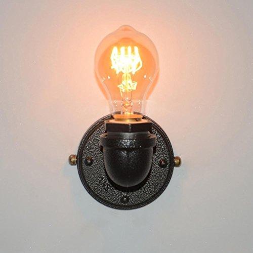 Applique murale Lampe de Mur d'eau créative de Fer Vintage American Country Industrial Wind Cafe Bar Lighting