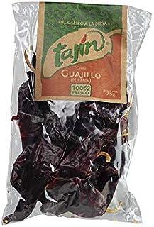 Getrocknete Guajillo-Chilis Mirasol, Pack 75g - Chili Guajillo Seco TAJÍN 75g
