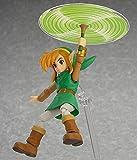 Liiokiy 14cm Anime Figura PVC La Leyenda de Zelda Un Enlace al Pasado Anime Figura de acción Hecho a Mano Modelo de Juguetes Colección de artesanías Decorativas Animaciones Arte Carácter Modelo Niños