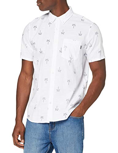 Hurley M One&Only Paisley Palm S/S