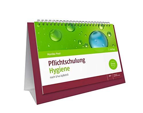 Pflichtschulung Hygiene: nach § 4a ApBetrO