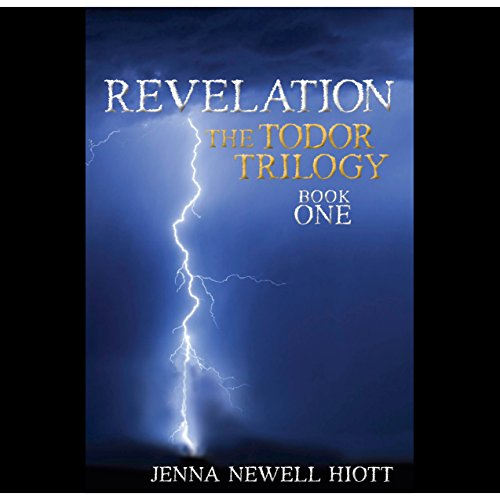 Revelation: The Todor Trilogy, Book 1 audiobook cover art