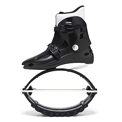 ZSJZSJ Saltan Los Zapatos para Adultos, para NiñOs De Rebote Zapatos/Botas Kangoo Jumps, Unisex Zapatos De Bajar De Peso Y Uso Interior Al Aire Libre - TamañO Correcto,XL(39-41)-E