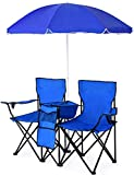 COSTWAY Mobiliario de camping para acampada