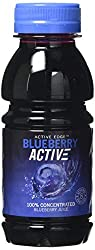 BlueberryActive's carefully grown Chilean blueberries are pressed and reduced, avoiding excessive heat, which results in a concentrated juice with a superior nutrient content and flavour. BlueberryActive Concentrate is the most concentrated blueberry...