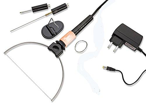 Cortador de poliestireno en caliente con hilo, 3en 1,eléctrico, 10W