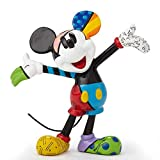 Disney By Britto 4049372 Mini Figurine Mickey Mouse 7,6 cm