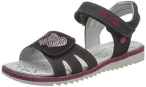 Tom Tailor Jungen Mädchen 1173102 Sandale, Navy, 33 EU