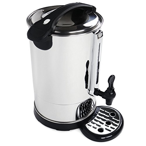 Oypla Electrical 10L Catering Hot Water Boiler Tea Urn Coffee