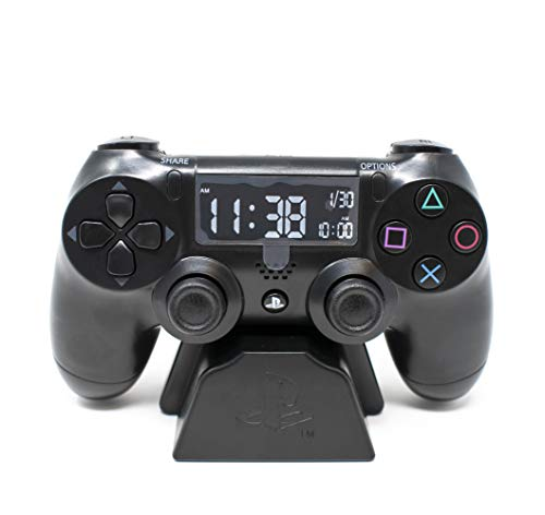 Playstation Digital Réveil LCD | PS4 Dualshock Controller De