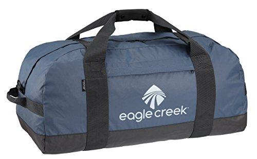 Eagle Creek No Matter What Duffel L I Ultraleichte, abwischbare Reisetasche für Camping und Outdoor, slate blue