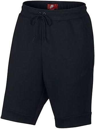 Nike Mens Tech Fleece Shorts Black