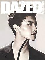 Dazed & Confused【韓国雑誌】TVXQ 東方神起 チャンミン 表紙 2012年5月号