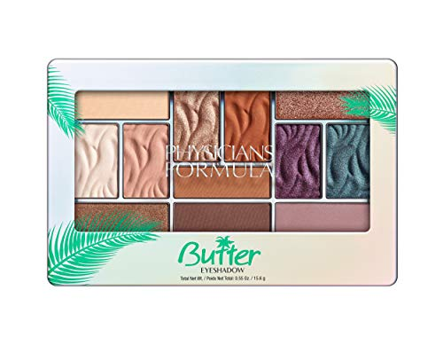 Physicians Formula Murumuru Butter Eyeshadow Palette, Tropical Days, 0.55 Ounce