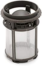 Pump Filter Cup Assembly W10872845 Fit For Whirlpool Dishwasher Replace 8579307,..