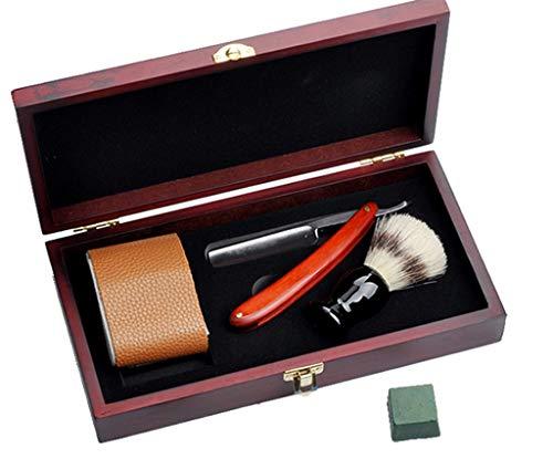 Fitnes Barber Salon Rasiermesser -Vintage Damaskus Rasierrasiermesser - Rasur Bereit Razor - Männer Rasierrasiermesser -Hairdresser Individuelle Rasiermesser