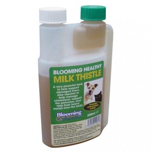Equimins Blooming Pet Milk Thistle Liquid