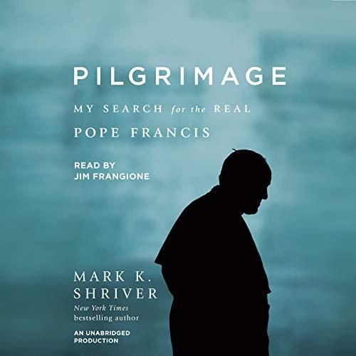 Pilgrimage audiobook cover art